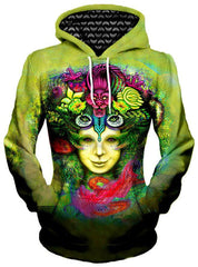 Blossoming Mind Unisex Hoodie, Different Type, Gratefully Dyed Damen - Epic Hoodie