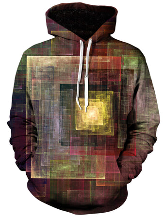 Gratefully Dyed Damen - Colorful Impression Unisex Hoodie