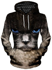 Eye of the Kitty Unisex Hoodie, Different Type, Gratefully Dyed Damen - Epic Hoodie