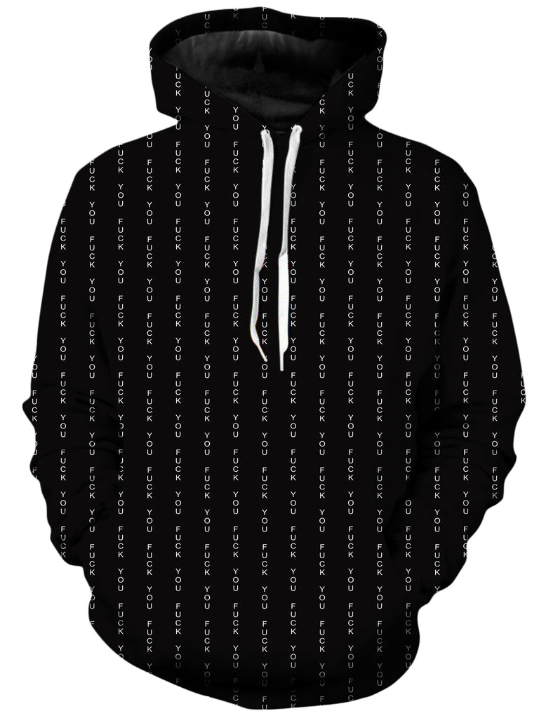 On Cue Apparel - Fuck Up Hoodie