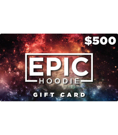 Gift Card - $500 Gift Card