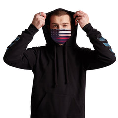 Galaxy Flag Anti-Germ & Pollution Mask With (4) PM 2.5 Carbon Filters