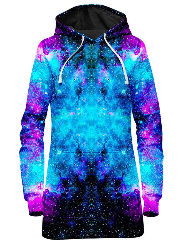 iEDM - Galactic Spectrum Hoodie Dress
