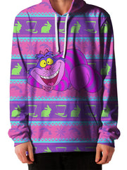 Cheshire Cat Ugly Unisex Hoodie, iEDM, T6 - Epic Hoodie