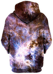 Interstellar Connection Unisex Hoodie, Gratefully Dyed Damen, T6 - Epic Hoodie