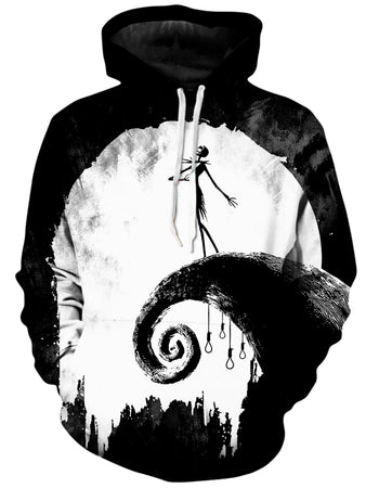 On Cue Apparel - Jack Skellington Hoodie