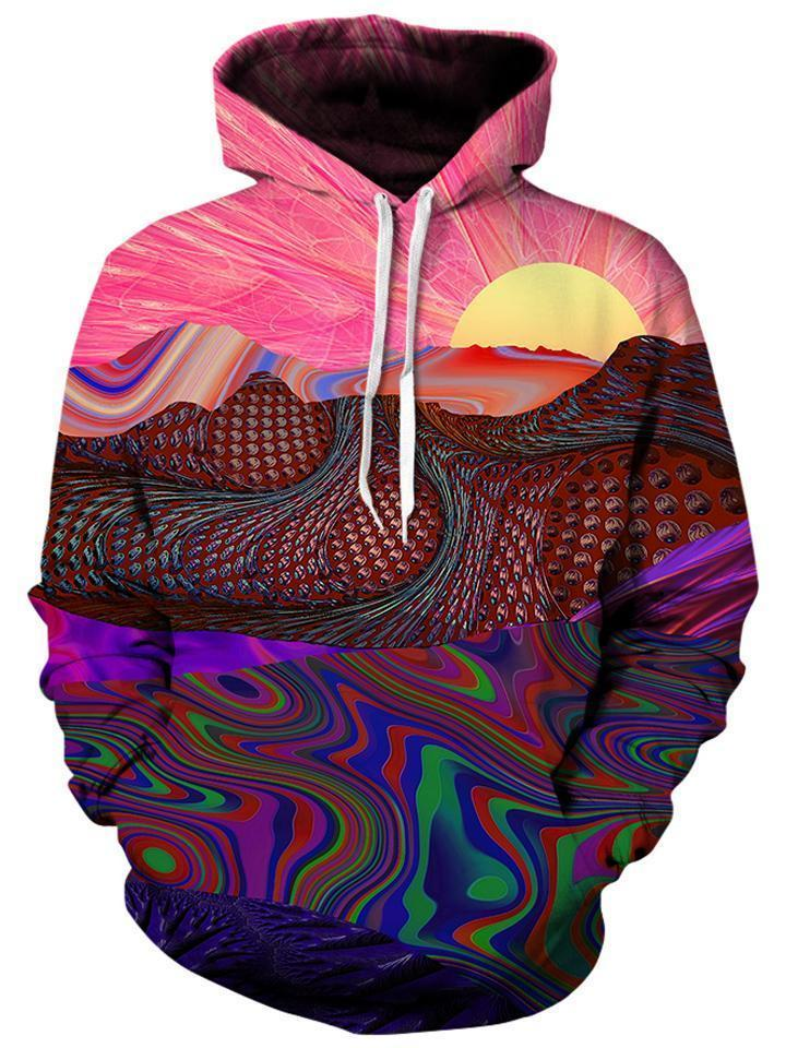 Lucid Eye Studios - Trippy Trek Kid's Hoodie