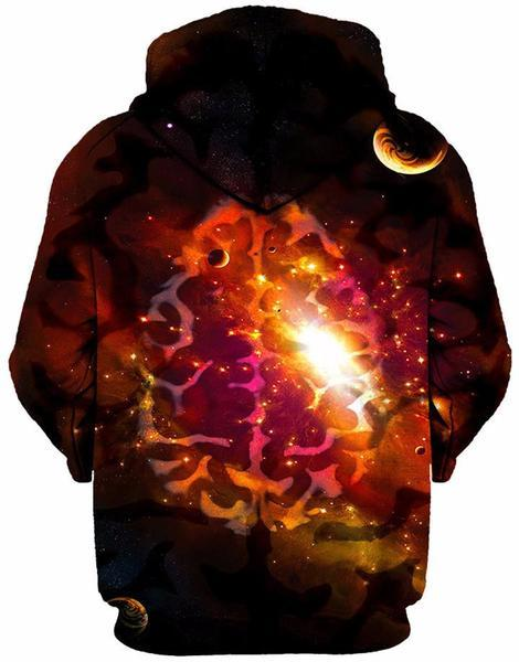 Gratefully Dyed Damen - Mindful Space Unisex Hoodie
