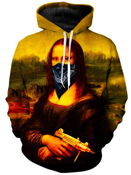 On Cue Apparel - Mona Lisa Hoodie