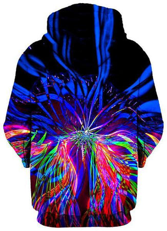 Gratefully Dyed Damen - On One Unisex Hoodie