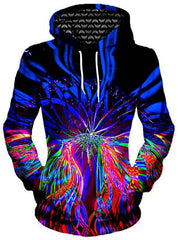 On One Unisex Hoodie, Different Type, Gratefully Dyed Damen - Epic Hoodie