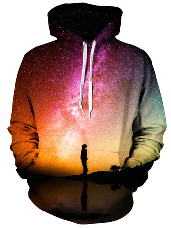 Gratefully Dyed Damen - Reflection Unisex Hoodie