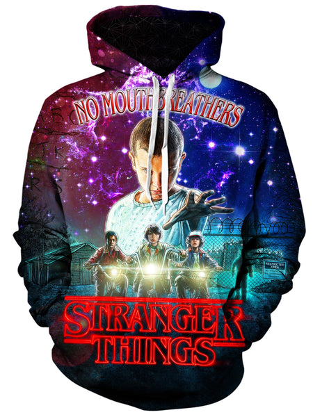 Gratefully Dyed Damen - Stranger Things Unisex Hoodie