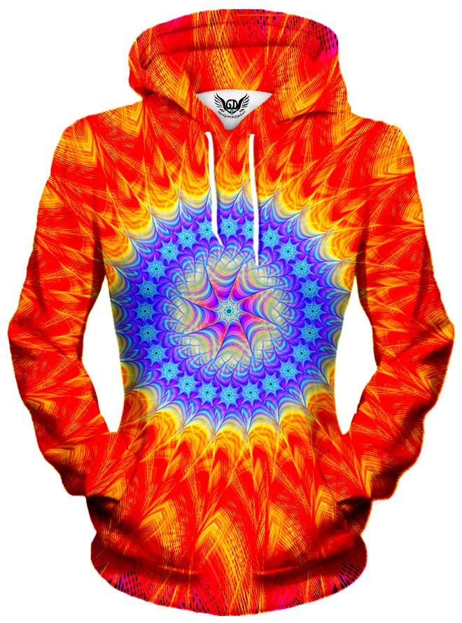 Super Saiyan Unisex Hoodie, Different Type, Gratefully Dyed Damen - Epic Hoodie