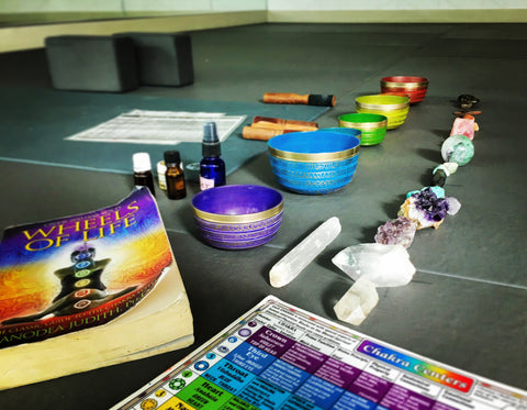 Chakra workshop at Yoga Six St. Louis