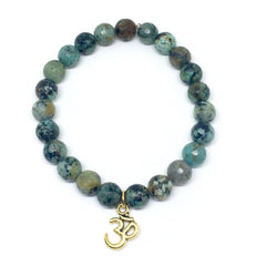 African Turquoise Ohm