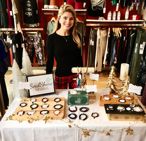 Holiday Trunk Show at Yoga Six STL