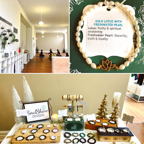 Yoga Buzz Holiday Trunk Show at Mindful Movements STL