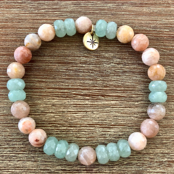 Luck & Positivity Healing Gemstone Bracelet