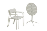 Calypso 3PC Bistro Set - White