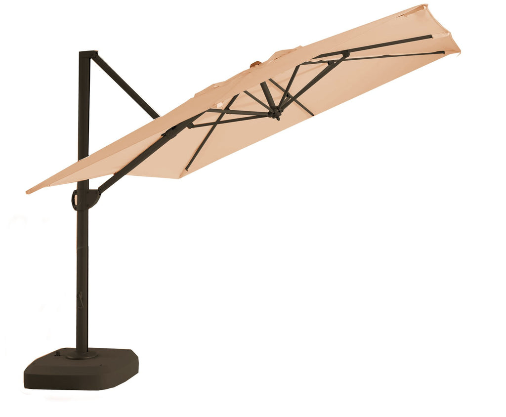 Charleston 10' x 10' Cantilever Umbrella