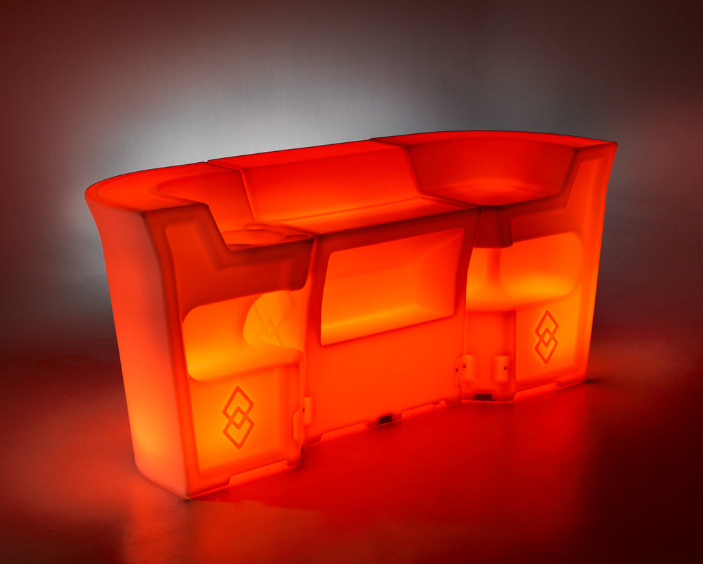 3PC LED Party Bar
