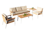Terrace 4PC Deep Seating Set