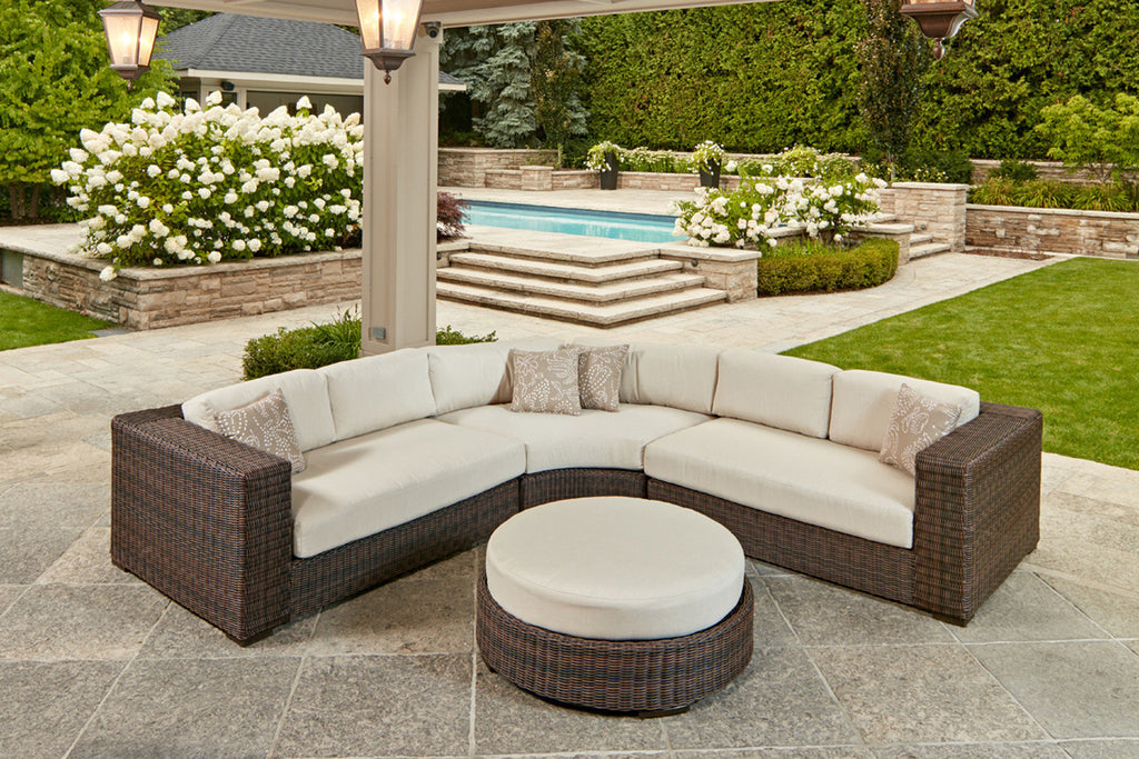 Mission Crescent Sectional