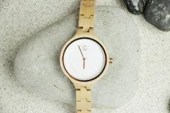 Personalized Bridesmaid/Maid Of Honour Wooden Watch