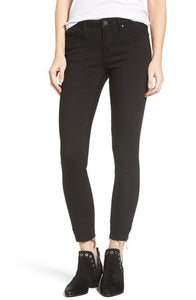 CARLY SKINNY CROP - DUNLOP WASH JEAN