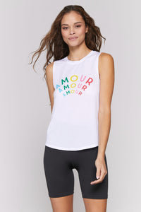 AMOUR ACTIVE MUSCLE TANK