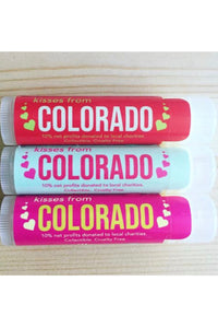 KISSES FROM COLORADO LIP BALM