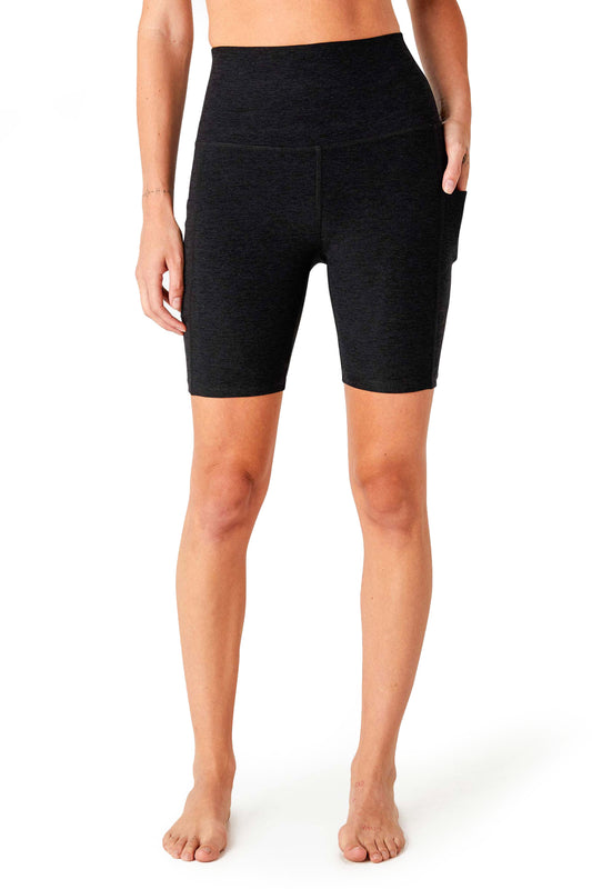 SPACEDYE TEAM POCKETS BIKER SHORT