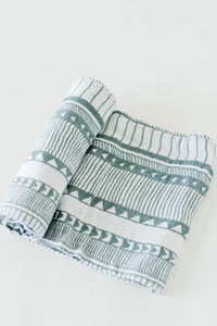 COTTON SWADDLE SINGLE