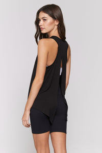 LOVE DREAM TIE BACK TANK