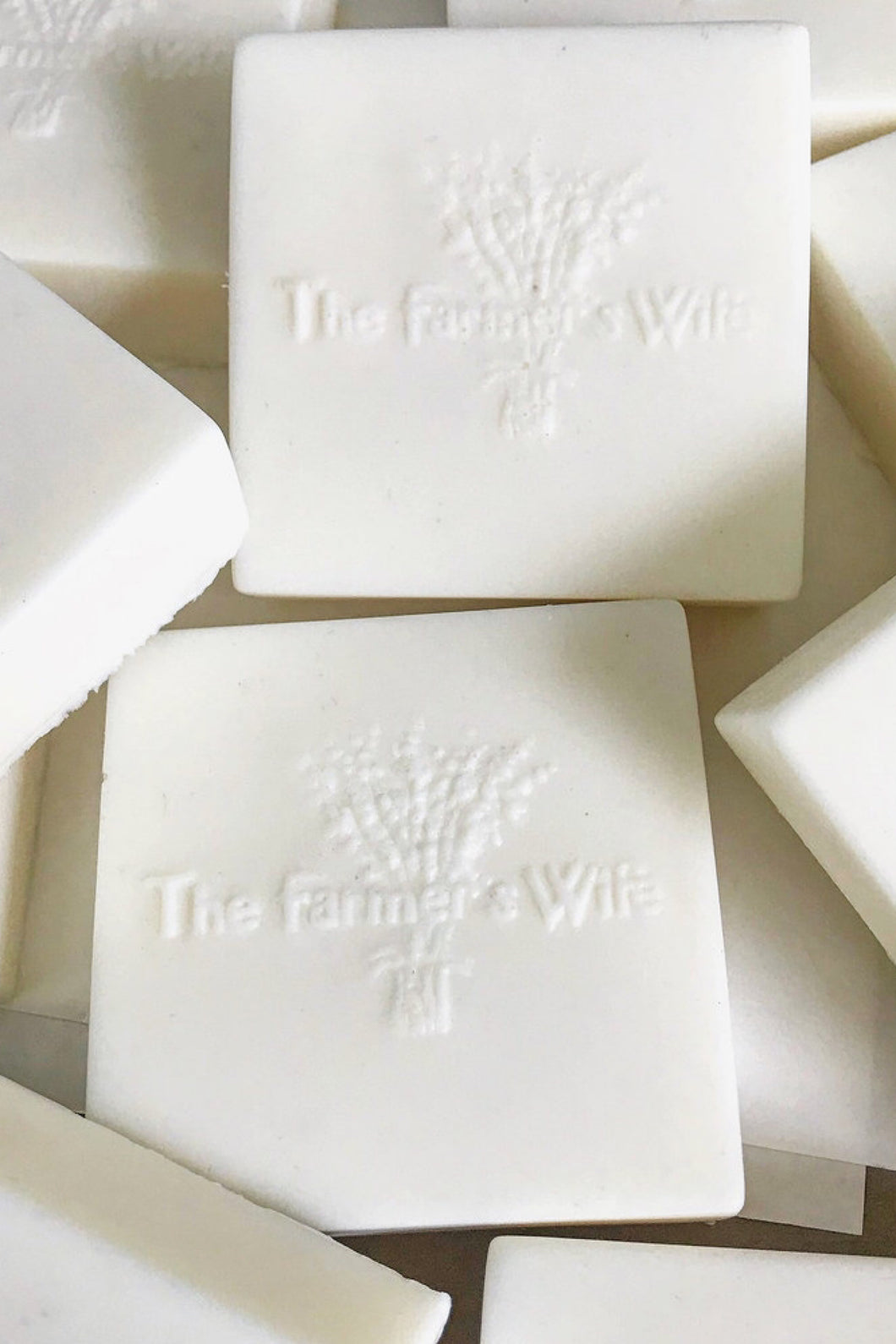 LAVENDER GOAT MILK BAR SOAP