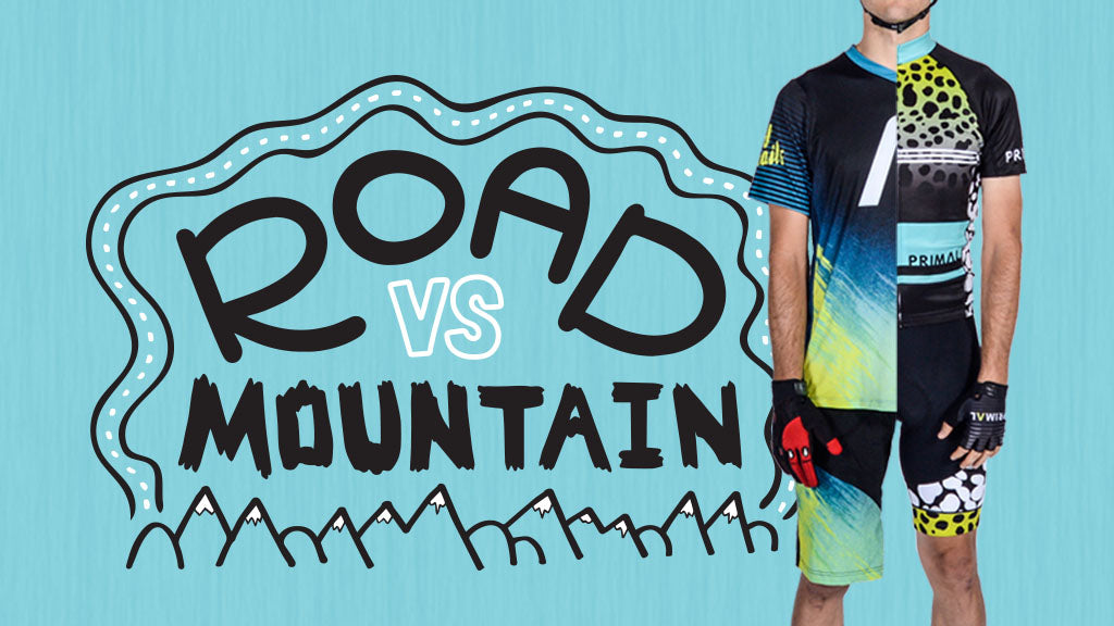 ROAD VS MOUNTAIN
