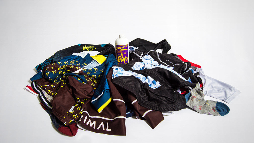 Wash Your Kit Like a Pro: The best washing practices for longer-lasting, more-comfortable cycling apparel