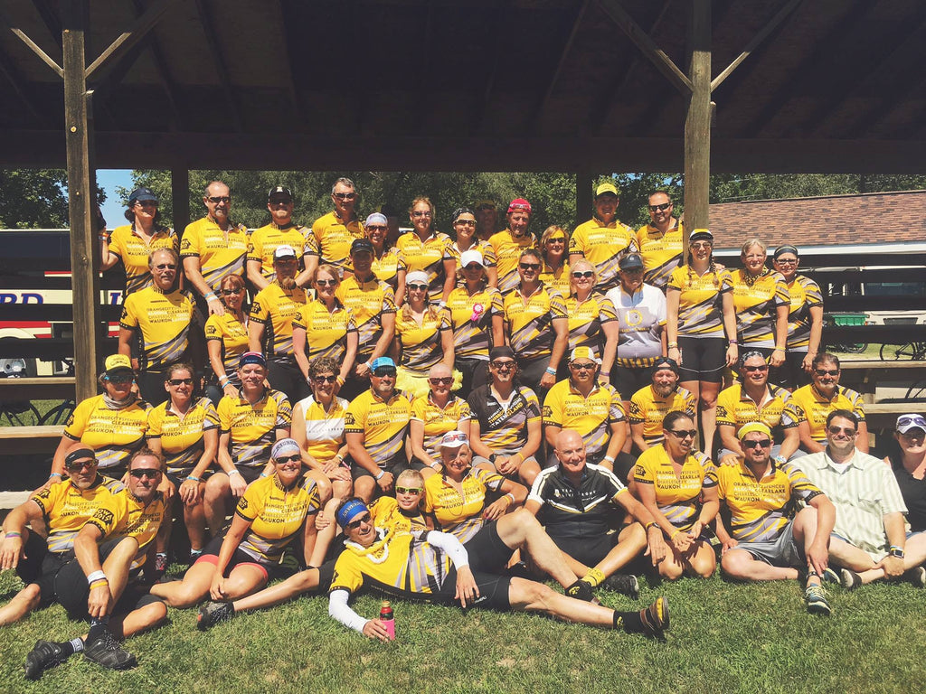 Fighting to Find the Cure: LIVESTRONG