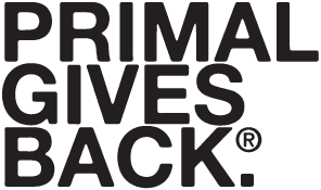 Primal Give Back Logo