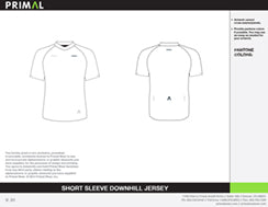 Downhill Short Sleeve