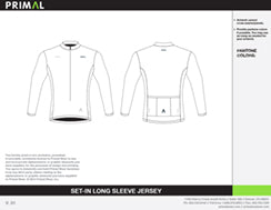 L/S Sport Cut Set-In