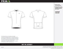 Primal custom cycling apparel templates est 1992 for Custom cycling jersey template