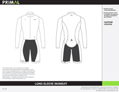 Skinsuit Long Sleeve