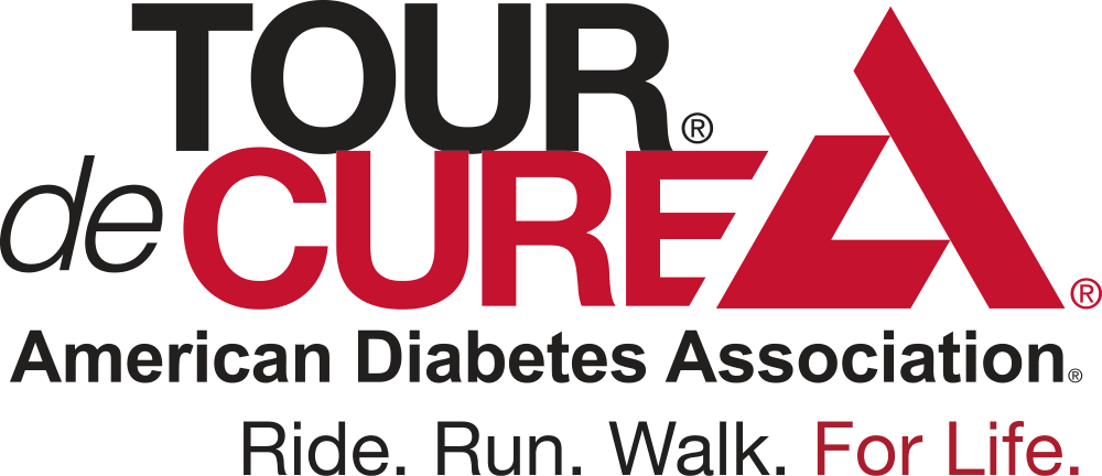 Tour de Cure Logo Stacked