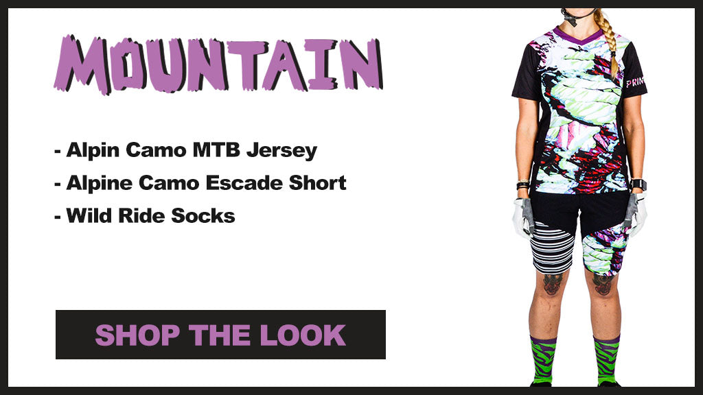 Shop the Look - Women's MTB Kit