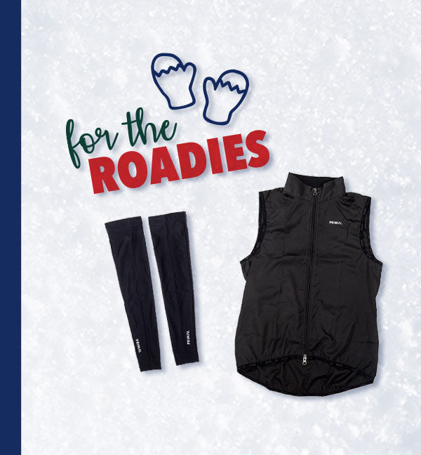 Primal Holiday Gift Guide - For the Roadies