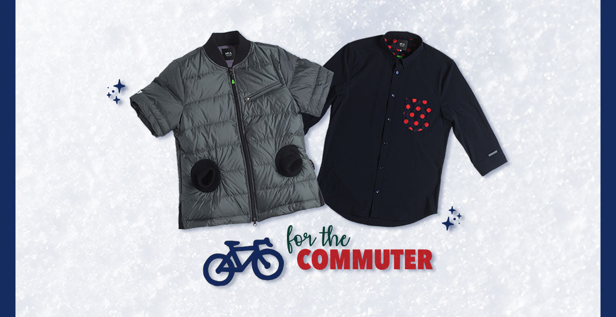 Primal Holiday Gift Guide - For the Commuter