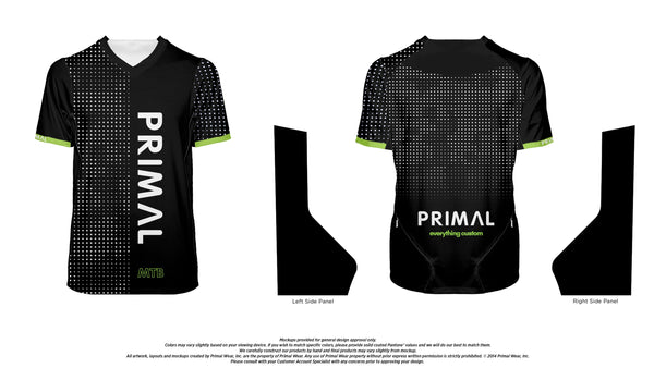 Limited Men's MTB Jersey - Fit Kit