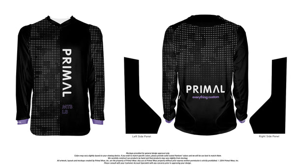 Limited Women's MTB Jersey, Long Sleeve - Fit Kit